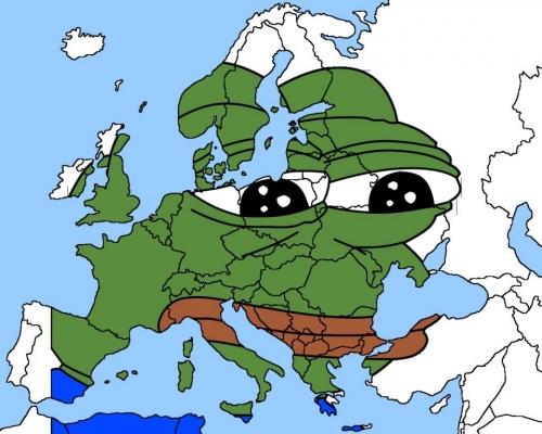 EU Sad Pepe