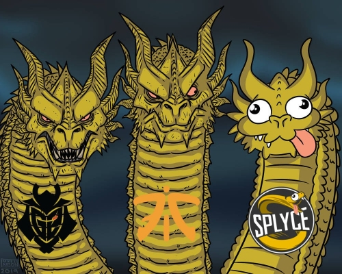 LEC top 3 2019 - Splyce Dragon