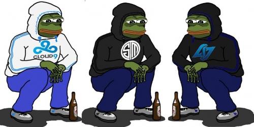 NA Sad Pepe