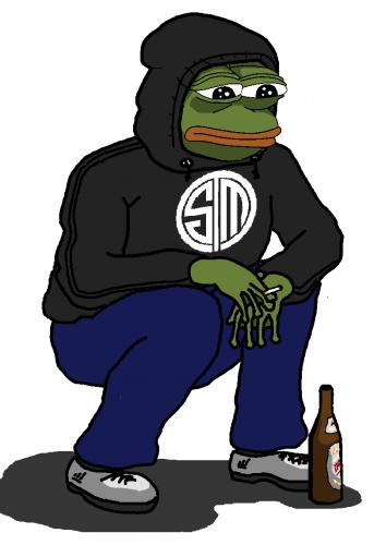 TSM Sad Pepe