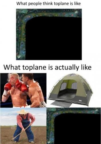 Top lane life