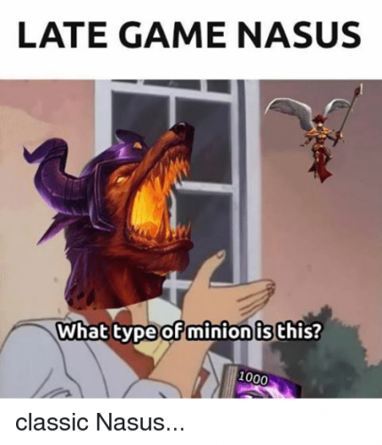 Nasus What Type